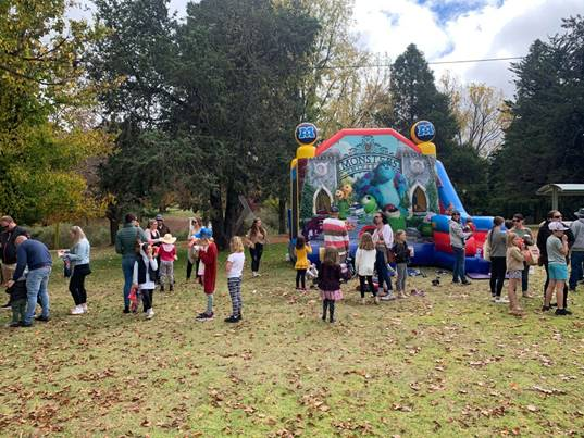 Family Fun Day (jumping castle)